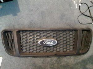 Ford ranger grill insert