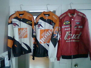 brand new leather nascar jackets