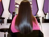 Japanese Hair Straighten ( Hair Rebonding )