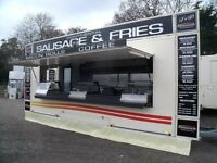 CATERING STAFF REQUIRED, & GRIDDLE COOKS FOR FAST FOOD TRAILERS AT OUTDOOR EVENTS