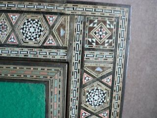 For Sale Middle Eastern Inlaid Game Table £150.00 in Perth ...