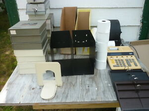 VARIETY OF STATIONERY ITEMS GREAT FOR FLEA MARKET OR YARD SALE St. John's Newfoundland image 3