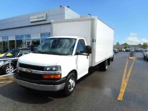 2012 Chevrolet EXPRESS CUTAWAY CUBE 16 PIEDS
