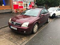 Vauxhall vectra 2ltr dti 84,000 miles