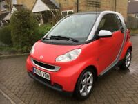 Smart Fortwo CDI Diesel Auto 2010 30k 1 Registered keeper Free road tax up to 83mpg just sreviced