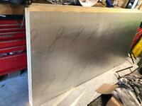 Insulation boards x 4 recticel kingspan type 50mm