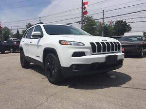 2017 Jeep Cherokee NEW, Limited, sunroof, leather, 4X4