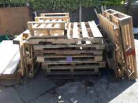 Wooden pallets for sale Free delivery