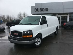 2017 GMC Savana 2500 ALLONGEE + LOCATION MAISON DISPONIBLE