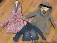 Age 2-3 girls winter bundle