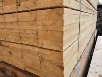 3.9m German White Wood Scaffold Boards