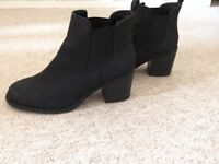 Size 8 ankle boots