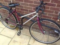 Selling Girls Raleigh Mountain Bike for Spares/ Fixing