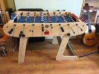 Riley 4ft football table.