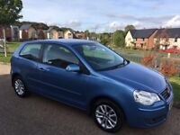 Volkswagen Polo 1.4 S 3dr 2007 Low Warranted Mileage Service History Good condition Drives Very Well