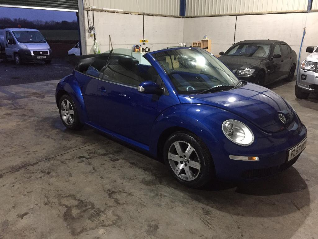 2008 volkswagen beetle 1 8 cc convertible 1 owner guaranteed cheapest in country