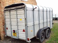 Cattle Trailer Ifor Williams