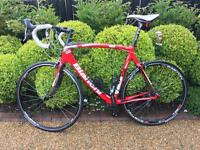 Bianchi C2C Carbon Road Bike with Easton Wheels and Parts & Ultegra Group Set