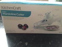 Kitchen Craft V-Slice Mandoline Cutter