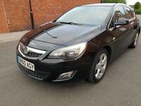Vauxhall Astra 1.7 CDTi ecoFLEX SRi , New Time belt & Clutch NEW MOT