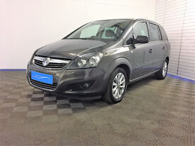 Bad Credit Car Finance Available Vauxhall ZAFIRA DESIGN NAV