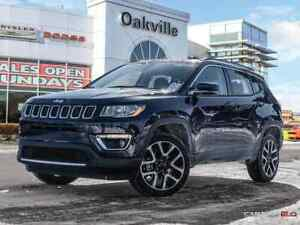 2018 Jeep Compass LIMITED | NAV | SUNROOF | HEATED SEATS | REMOT