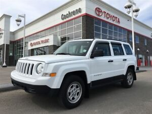 2015 Jeep Patriot - ACCIDENT FREE!! -