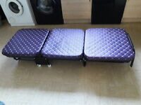 brand new fold up single bed