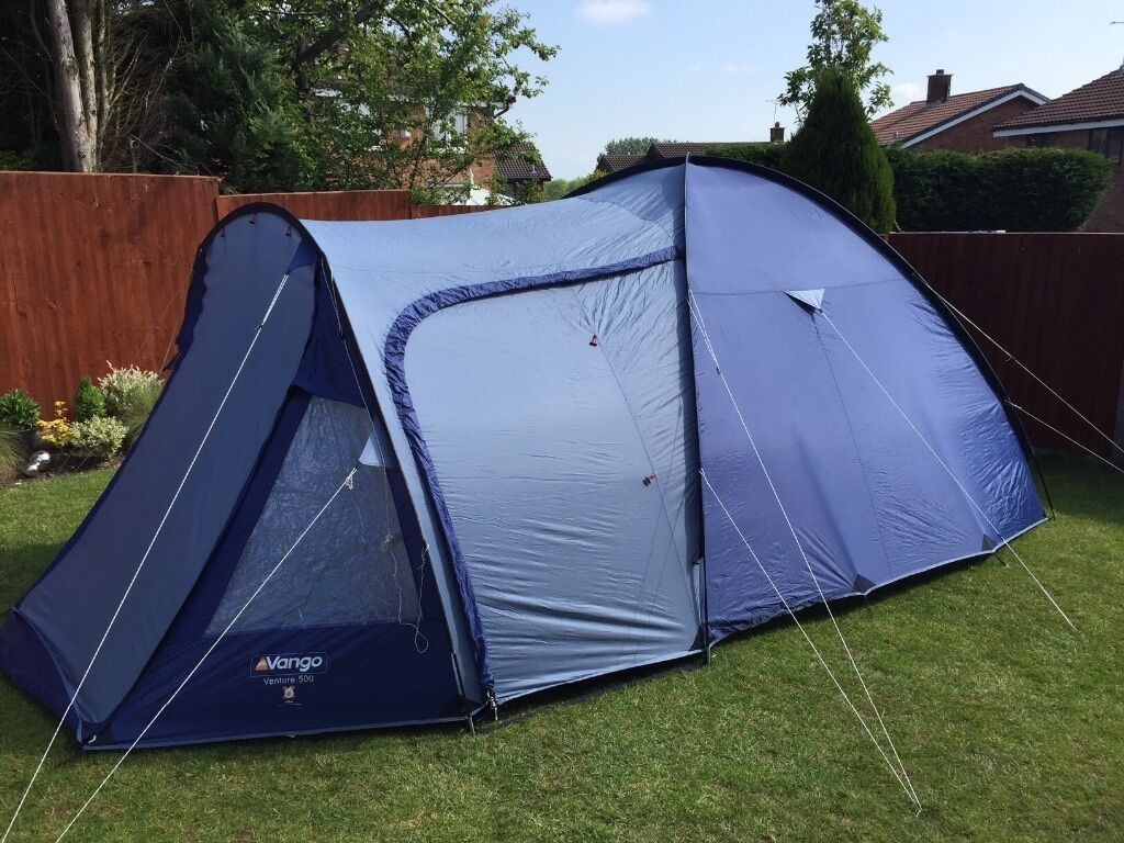 Vango Venture 500 Tent Excellent Condition In Stoke On