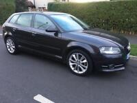 2012 Audi A3 5door AUTOMATIC, 34K MILES, FSH, MOT MAY, EXCELLENT CONDITION