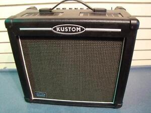 Kustom. Amplificateur pour guitare électrique. -- 857709