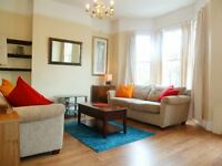 Spacious First Floor 2 Double Bed Victorian Conversion Flat Perfect Sharers, Furnished Must See