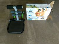Total Ab Core Deluxe Abdominal Abs Exercise Machine