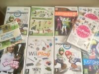 Nintendo Wii Console with Accessories