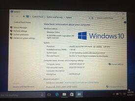 Netbook Dell Latitude 2100 Windows 10 Pro genuine