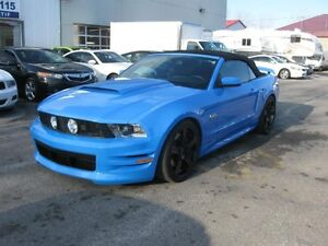 2011 Ford Mustang GT MODIFIER COMPLET cabriolet