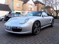 Convertible -- Porsche BOXSTER 2.7 -- StyLish Car -- Great Spec -- Part Exchange OK -- Drives Good