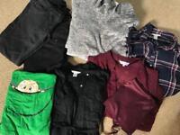 Maternity bundle size 10-12