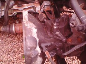 Corsa c 1 lt gearbox