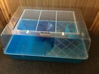 Ferplast Duna hamster cage and accessories