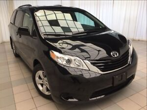 2017 Toyota Sienna LE: Starting at just $195 bi-weekly!