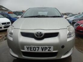 TOYOTA AURIS 1.6 T SPIRIT VVT-I 5d 122 BHP MASSIVE SPEC 1 YEAR MOT JUST BEEN SERVICED GOOD HIGH SPEC