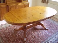 Ducal Table and 6 Chairs