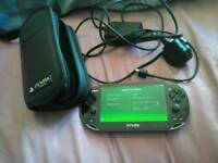 PlayStation PS Vita WiFi with 16gb memory card