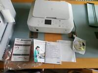 Canon printer scanner WiFi double sided print