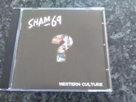 Sham 69 cd