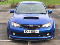Subaru Impreza WRX STI Wide Arch