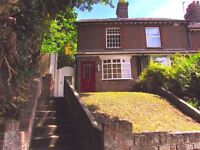2 Bed End Terrace To Rent - beautiful situation. Professionals with references only need apply