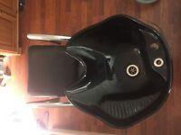 Salon Chairs & Backwash chair unit