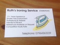 Ruth's Ironing Services